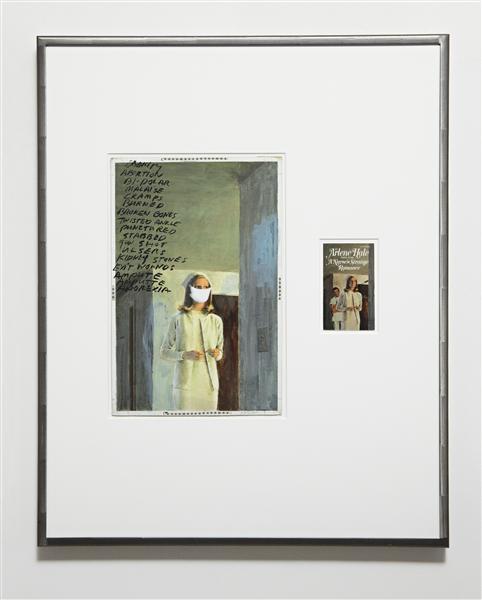 Richard Prince-Almost Originial-2005