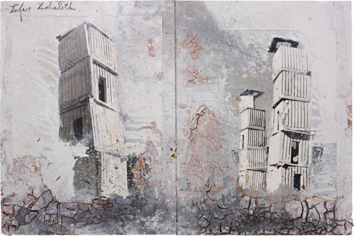 Anselm Kiefer-Sefer Hechaloth-2006