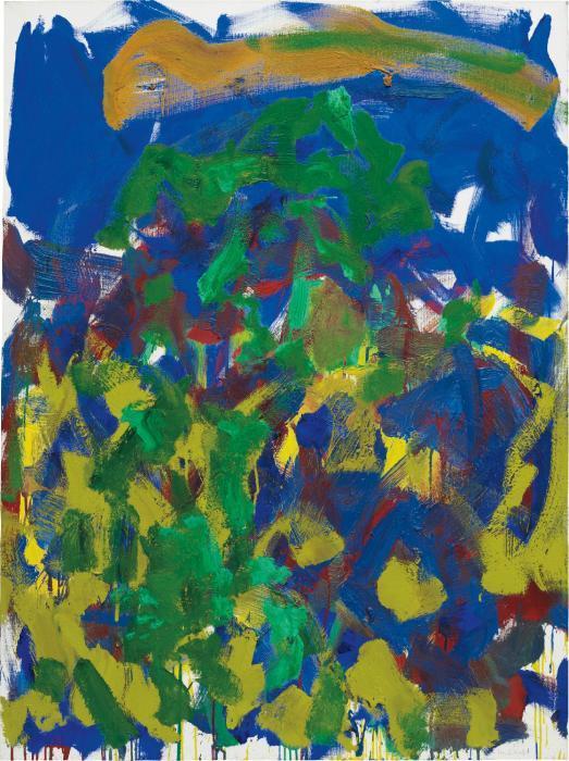 Joan Mitchell-Untitled-1992
