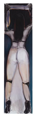 Marlene Dumas-Cracking the Whip-2000