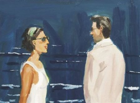 Alex Katz-Vincent and Vivien-1994