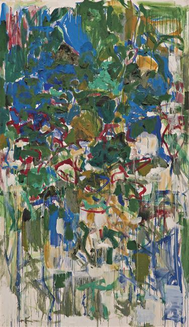 Joan Mitchell-Gouise-1966