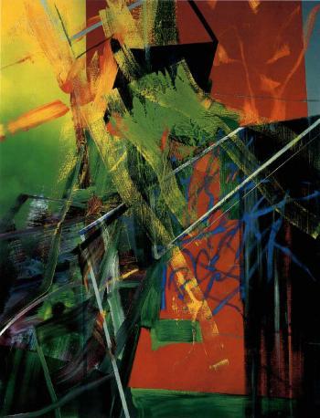 Gerhard Richter-Gestell (Rack)-1985