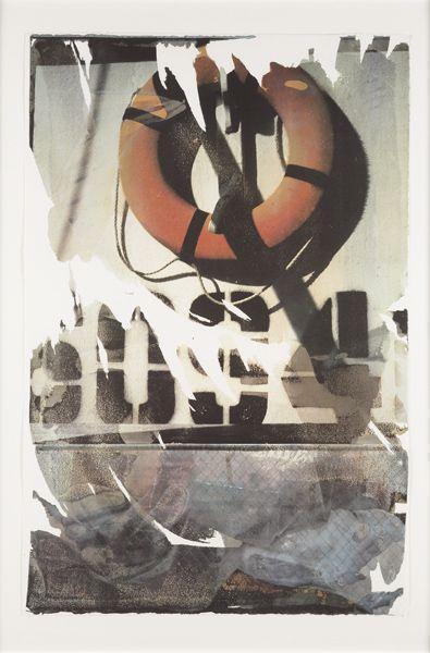 Robert Rauschenberg-Robert Rauschenberg - Tribute 21 (Art)-1994