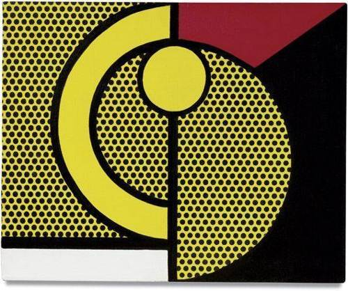 Roy Lichtenstein-Untitled-1967