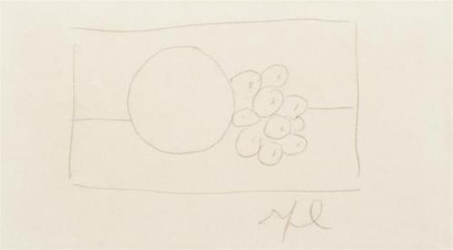 Roy Lichtenstein-Untitled (Still life with fruit)-1972