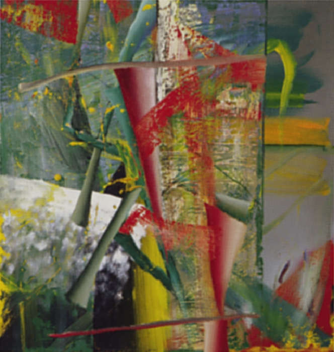 Gerhard Richter-Trompeten (Trumpets)-1984