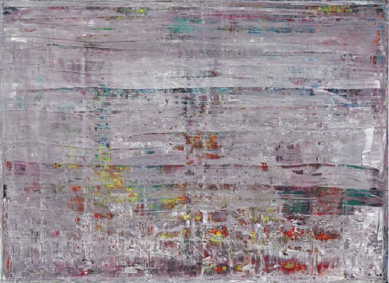 Gerhard Richter-Abstraktes Bild 724-1 (Abstract Painting 724-1)-1990
