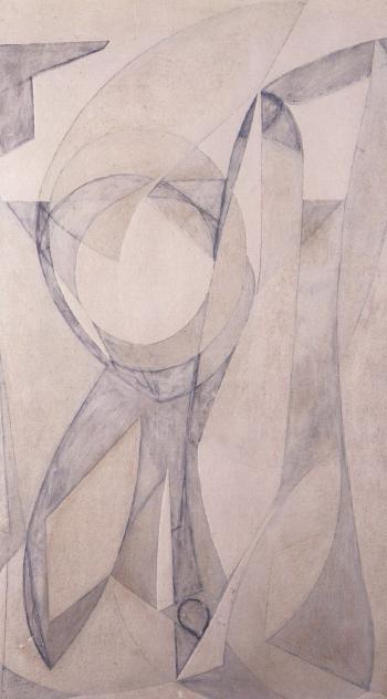 Robert Rauschenberg-Robert Rauschenberg - Untitled-1949