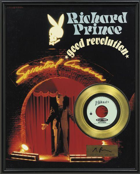 Richard Prince-Good Revolution-1992