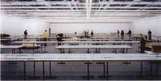 Andreas Gursky-Centre Georges Pompidou-1995