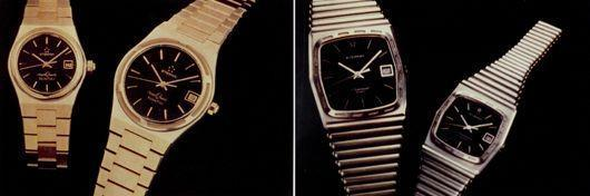 Richard Prince-Untitled (Gold And Silver Watches)-1979