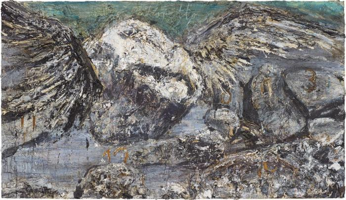 Anselm Kiefer-San Loretto-2009