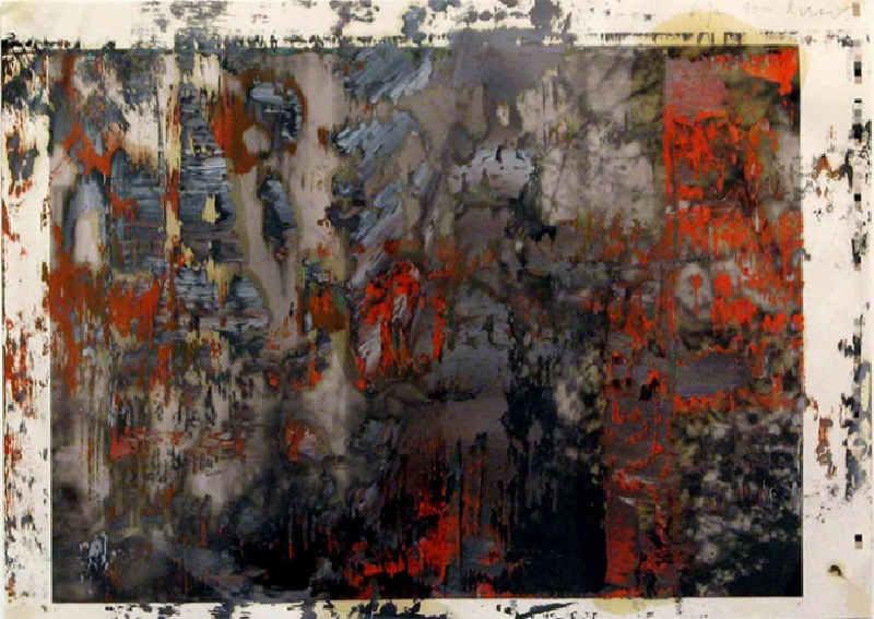 Gerhard Richter-Ohne Titel (6.1.90) Untitled (6.1.90)-1990