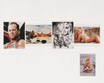 Richard Prince-Untitled (Publicity: Bruce Willis, Daryl Hannah, Pamela Anderson)-1999