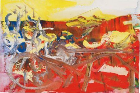 Gerhard Richter-Ohne Titel (8.12.85) / Untitled (8.12.85)-1985
