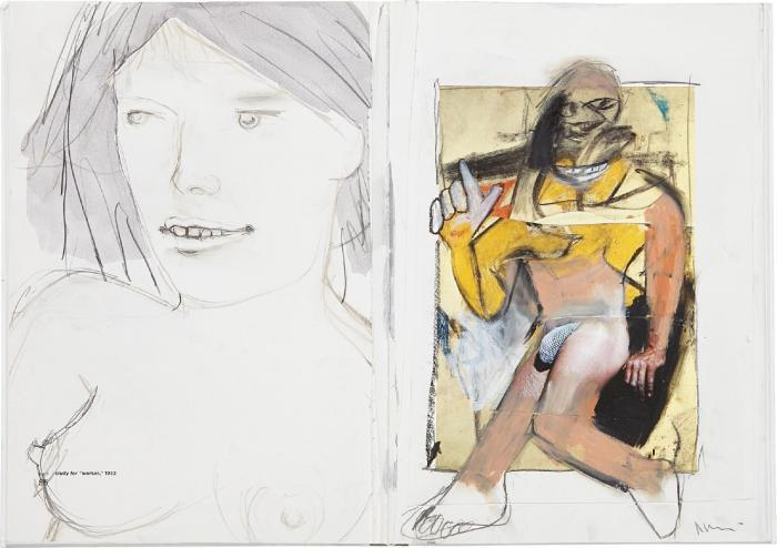 Richard Prince-De Kooning Book-2006