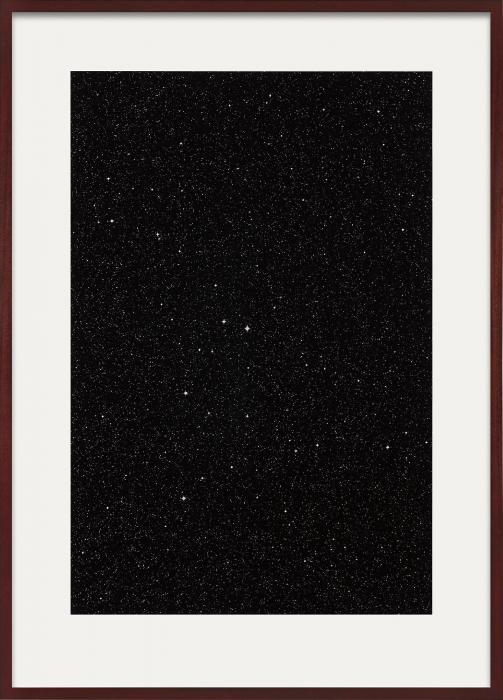 Thomas Ruff-Sterne STE 2.07 11h 16m 40 degrees-1992