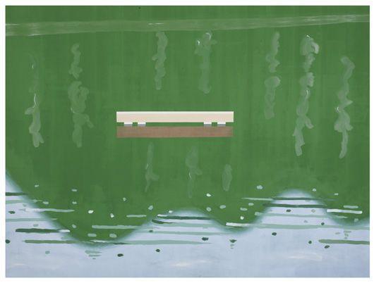Alex Katz-Raft-2008