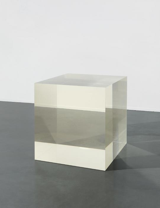 Anish Kapoor-Untitled (Void Cube)-2005