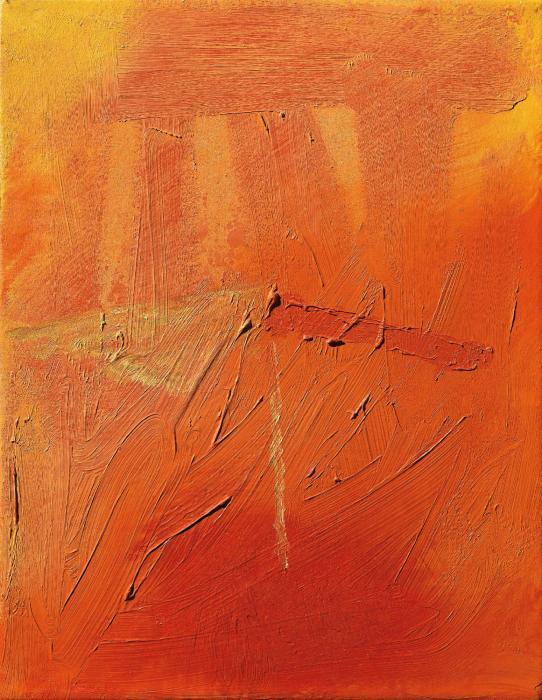Gerhard Richter-Abstraktes Bild 454-4 (Abstract Painting 454-4)-1980