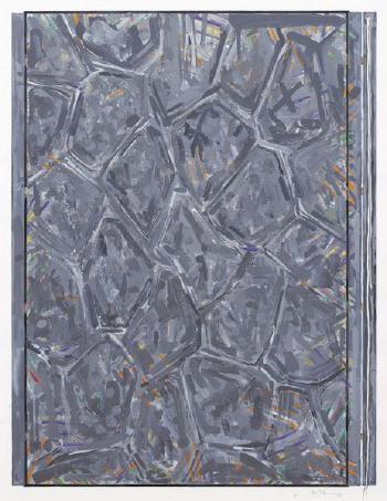 Jasper Johns-Within-2007