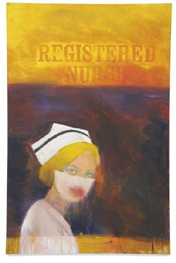 Richard Prince-Registered Nurse-2002