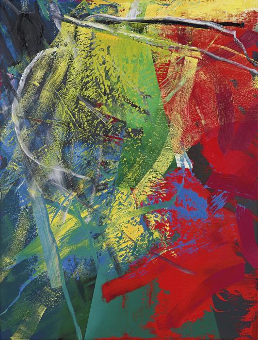 Gerhard Richter-Kegel (Cone)-1985