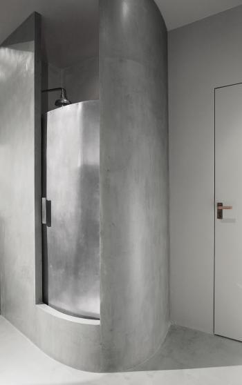 Le Corbusier-Shower door-1959