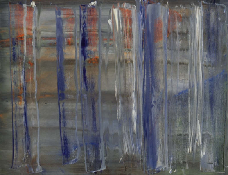 Gerhard Richter-Abstraktes Bild 758-2 (Abstract Painting 758-2)-1992