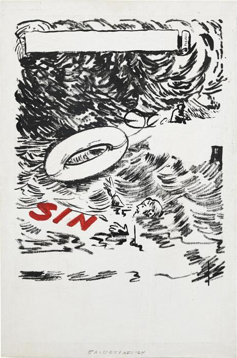 John Baldessari-Untitled-1964