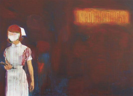 Richard Prince-Tender Nurse-2002