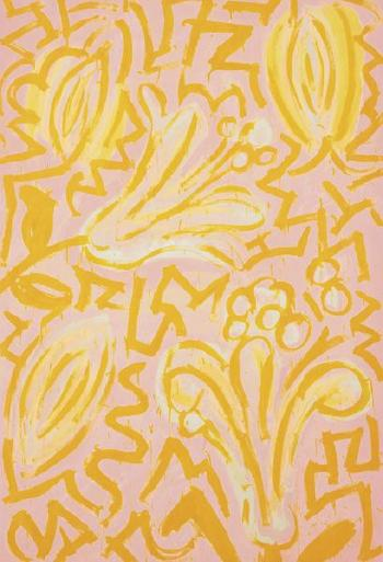Keith Haring-Keith Haring - Lily Overstreet (Female)-1986