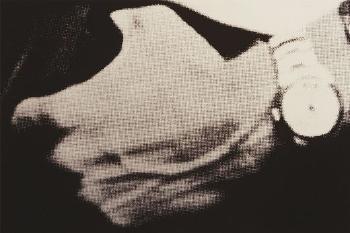 Richard Prince-Hand and Watch-1980
