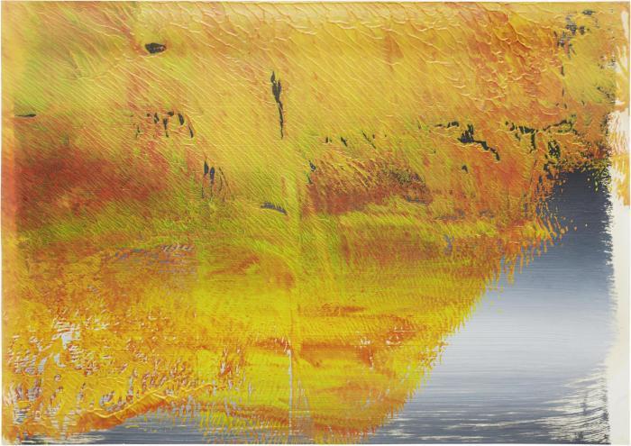 Gerhard Richter-Ohne Titel (3.3.89) / Untitled (3.3.89)-1989