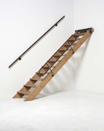 Le Corbusier-Staircase-1960