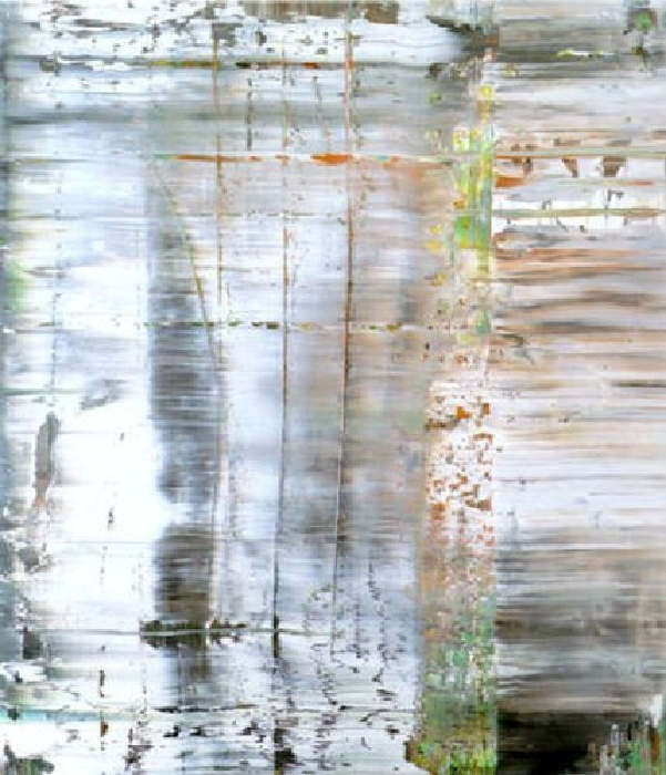 Gerhard Richter-Abstraktes Bild 724-6 (Abstract Painting 724-6)-1990