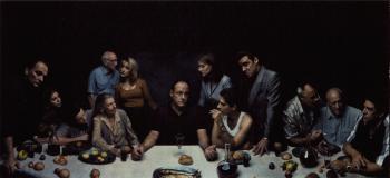 Annie Leibovitz-The Sopranos, New York-1999