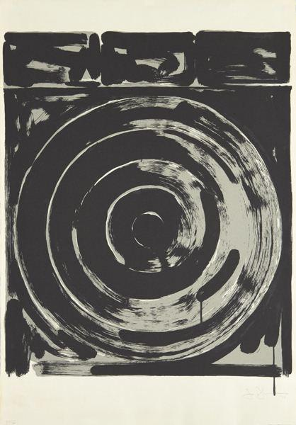 Jasper Johns-Target (Universal Limited Art Editions 146)-1974