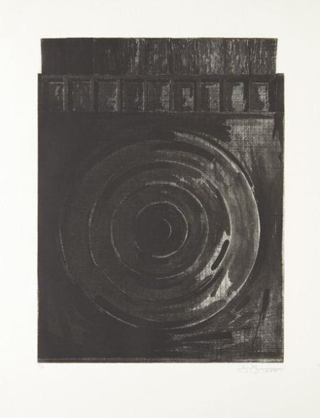 Jasper Johns-Target with plaster casts (Universal Limited Art Editions 251)-1990