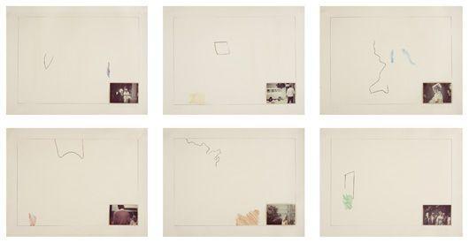 John Baldessari-Raw Prints Suite-1976
