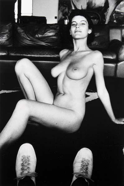 Helmut Newton-Arielle IX, 1982 (1982)-1982