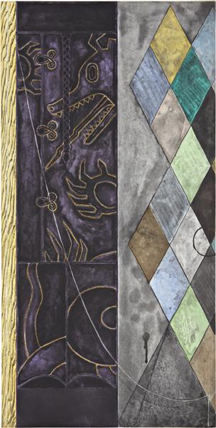 Jasper Johns-Untitled-1999