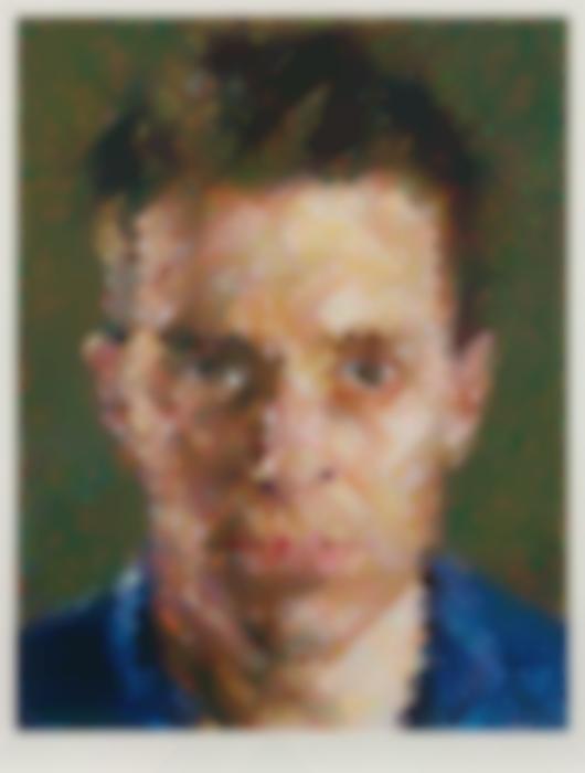 Chuck Close-James-2004