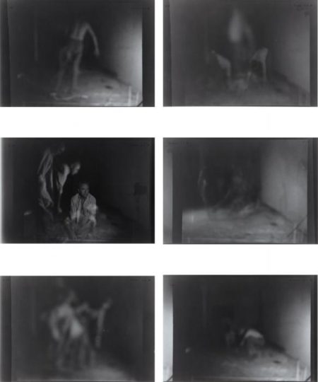 Gerhard Richter-Sechs Fotos 2.5.89 - 7.5.89 (Six Photos 2.5.89 - 7.5.89)-1989