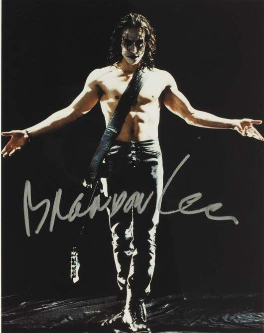 Richard Prince-Brandon Lee (From All The Best Portfolio)-2000