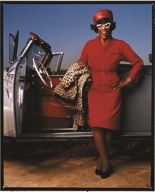 Annie Leibovitz-Ella Fitzgerald, Los Angeles-1998