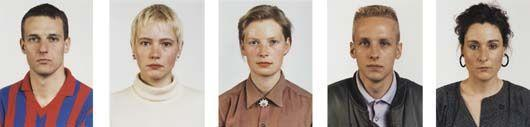 Thomas Ruff-Potraits-1987