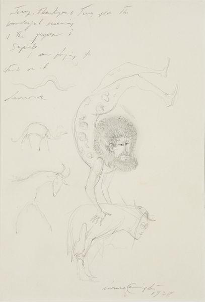 Leonora Carrington-Untitled-1978