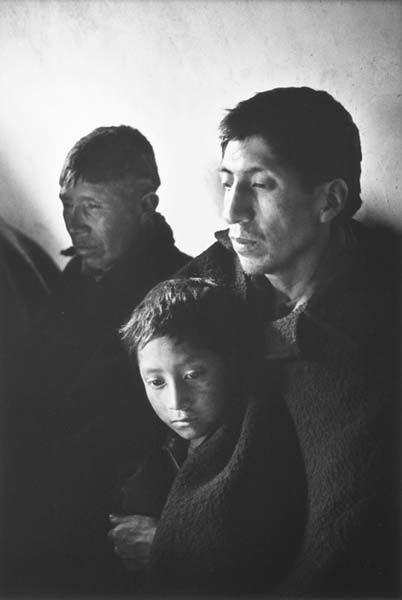 Sebastiao Salgado-Wake, Village of Alao, Region of Chimborazo, Ecuador-1998